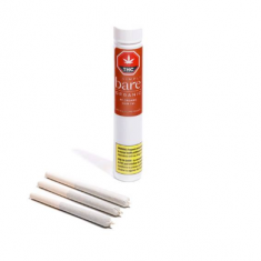 Simply Bare - BC Organic Sour Cookies Pre Roll - 3 x 0.5g
