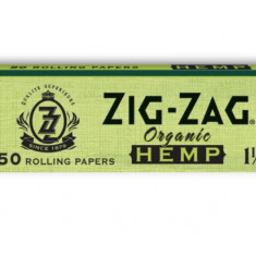 Zig Zag Papers - Hemp 1 1/4