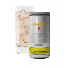 Everie - Mango Passionfruit CBD Sparkling Water - 1 x 269ml