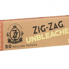 Zig Zag Papers - Unbleached 1 1/4