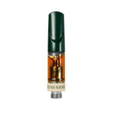 Pure Sunfarms - White Rhino Vape Cartridge - 1 x 0.5g