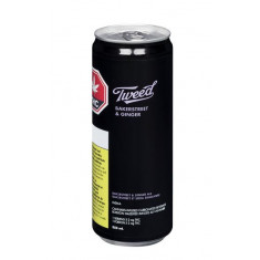 Tweed - Bakerstreet & Ginger Ale - 1 x 355ml