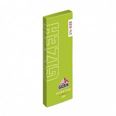 GIZEH 1 1/4 Super Fine Rolling Papers