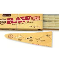 RAW Cones 98 Special - 20 Pack