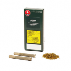 Whistler Cannabis Co. - Chocolope Pre Roll - 2 x 0.5g