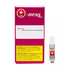 Ness - Gram's Jam Vape Cartridge - 1 x 0.5g